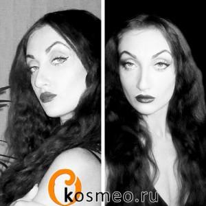 макияж на хэллоуин 2015