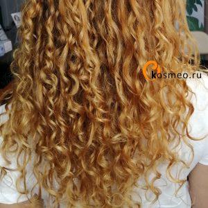 качество волос после химической завивки