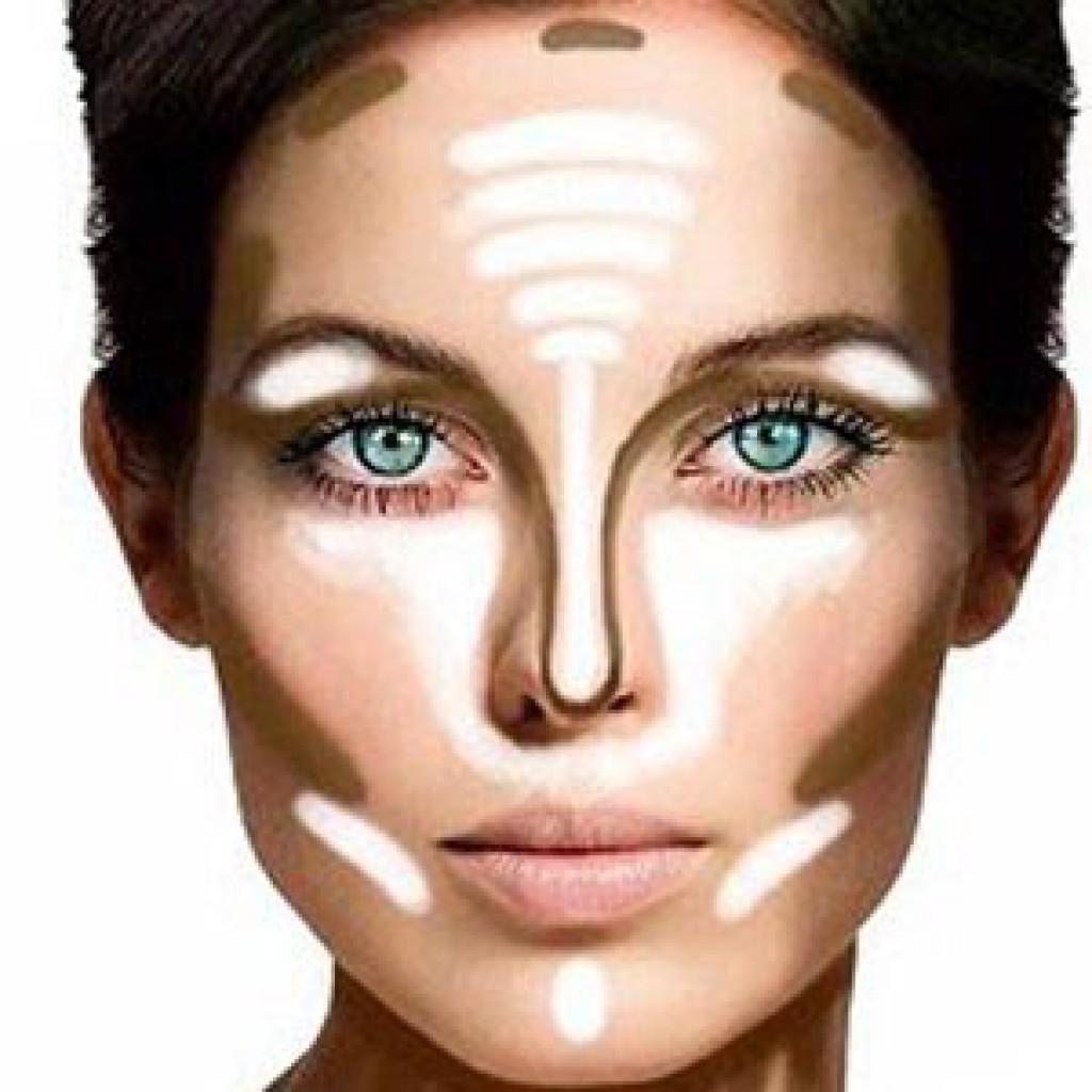 Как нужно правильно наносить макияж фото