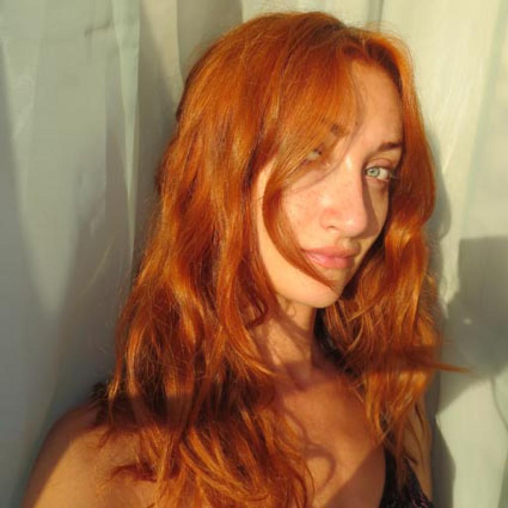 Как покрасить волосы индийской хной в рыжий цвет