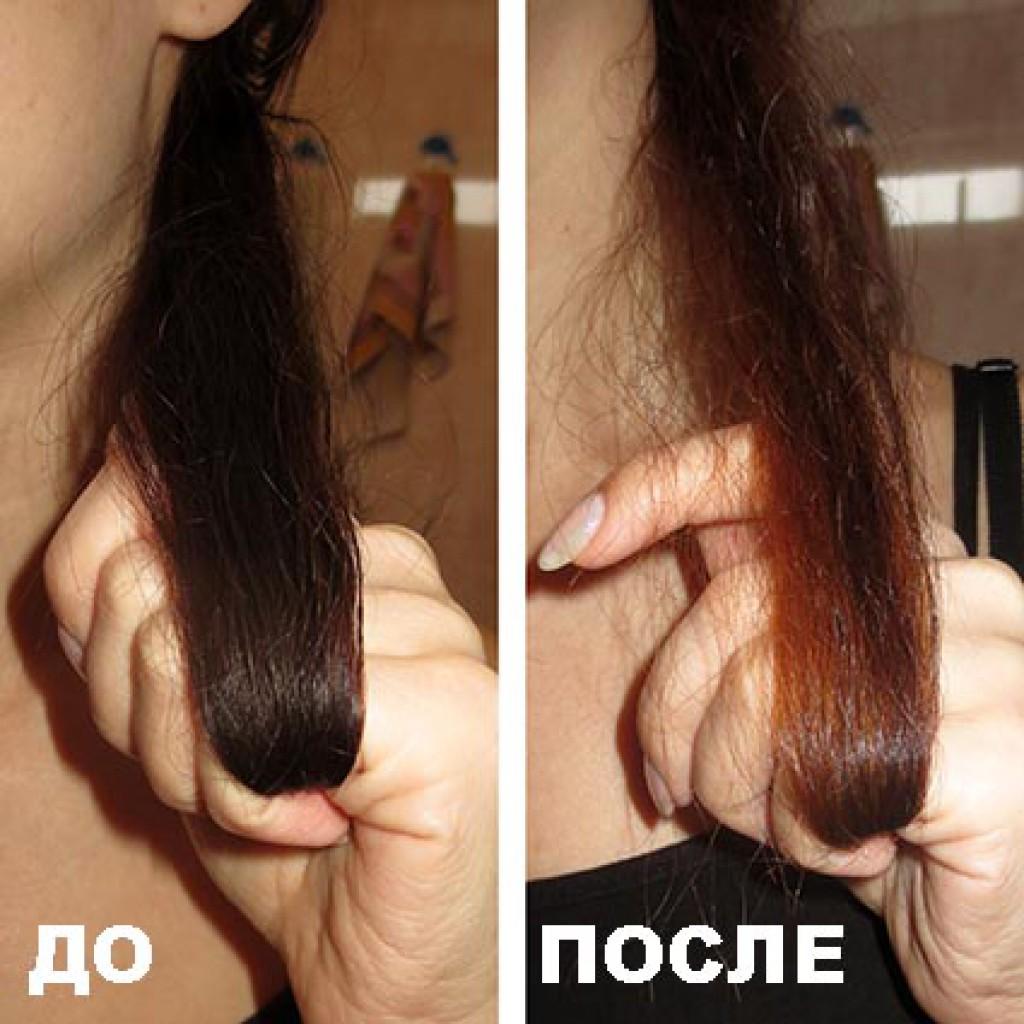 Как в домашних условиях сделать смывку для волос в домашних условиях