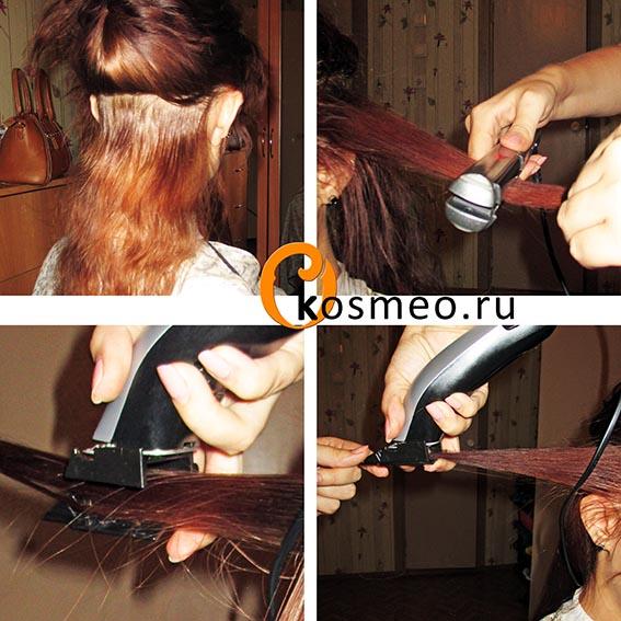 Как сделать свои волосы не секлись